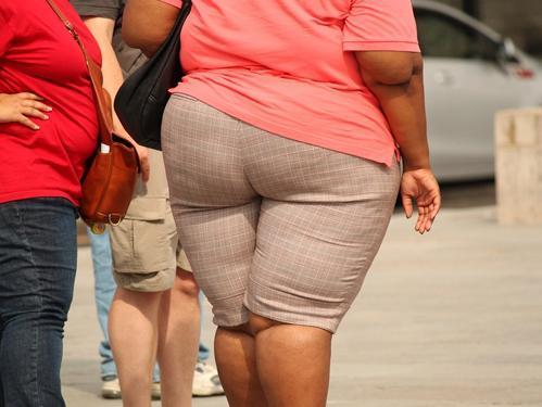 特别在现在这种快节奏的社会环境下,很多人因为压力导致肥胖.图片
